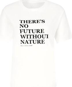 T-shirt Marc O'Polo w młodzieżowym stylu z krótkim rękawem