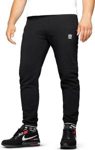 Czarne spodnie sportowe Patriotic