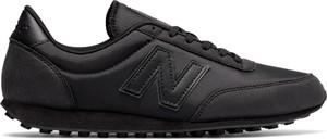 Czarne buty sportowe New Balance sznurowane