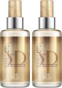 Wella SP Luxe Oil | Zestaw: elixir pielęgnujący do włosów 2x100ml - Wysyłka w 24H!