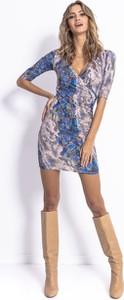 Sukienka Fobya z bawełny dopasowana mini
