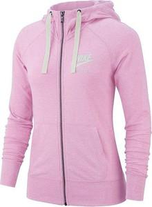 Różowe swetry i bluzy damskie Adidas, kolekcja wiosna 2020