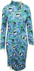 Sukienka Marni Vintage w stylu casual z dżerseju midi