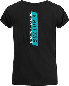 T-shirt Mercedes Amg Petronas F1 Team z krótkim rękawem