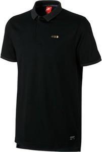 Czarna koszulka polo Nike