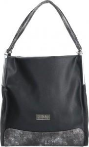 Czarna torebka Chiara Design na ramię