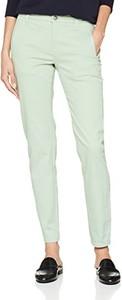 Miętowe spodnie amazon.de w stylu klasycznym