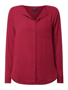 Czerwona bluzka Selected Femme