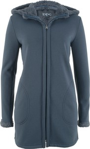 Bluza bonprix bpc bonprix collection bez wzorów w street stylu