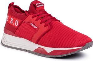 Buty sportowe S.Oliver sznurowane