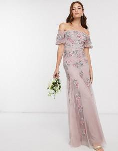Różowa sukienka Maya