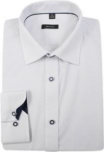 Koszula Grzegorz Moda Męska z bawełny