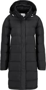 Czarna kurtka Calvin Klein długa