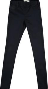 Czarne jeansy dziecięce Name it