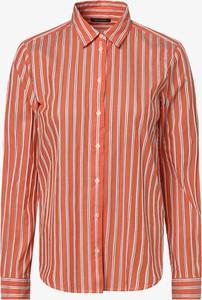 Pomarańczowa bluzka Marc O'Polo w stylu casual