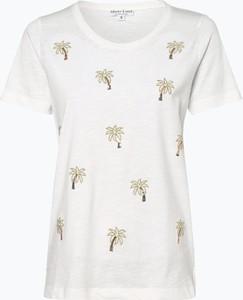 T-shirt Marie Lund w stylu glamour z krótkim rękawem