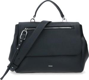 Czarna torebka Hugo Boss