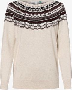 Sweter Esprit w stylu skandynawskim w stylu casual