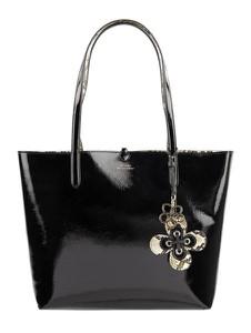 c9085f0f1884d torba shopper skóra lakierowana - stylowo i modnie z Allani