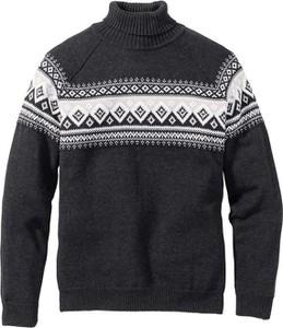Czarny sweter bonprix bpc bonprix collection