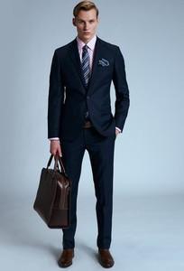 Czarny garnitur Guns&Tuxedos