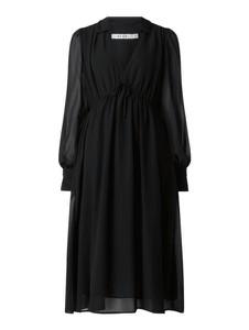 Czarna sukienka NA-KD