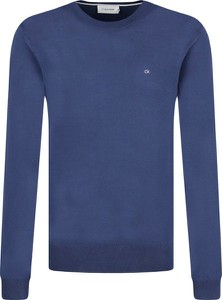 Niebieski sweter Calvin Klein
