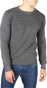 Sweter Yes Zee z bawełny w stylu casual