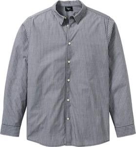 Niebieska koszula bonprix bpc bonprix collection