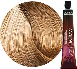 L'Oreal Paris Loreal Majirel   Trwała farba do włosów - kolor 8 jasny blond 50ml - Wysyłka w 24H!