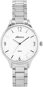 ALBATROSS Mirage ABBC02 (za538a) silver - Srebrny