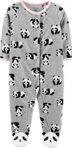 Carter's Pajac polarowy panda