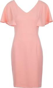 Różowa sukienka VISSAVI