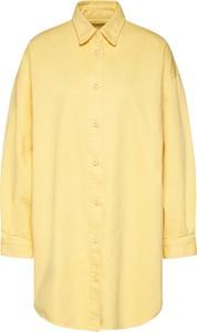Żółta kurtka Leger By Lena Gercke w stylu casual krótka
