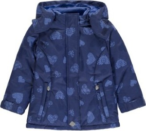 Niebieska kurtka dziecięca Kanz