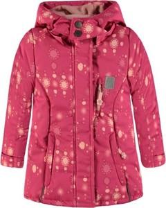 Różowa kurtka dziecięca Kanz