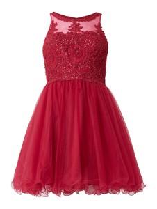 Sukienka Laona bez rękawów rozkloszowana mini