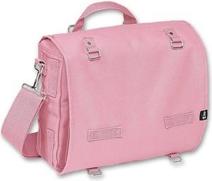Różowa torebka Brandit na ramię