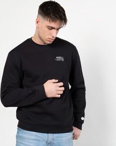 Czarna bluza Guess z bawełny