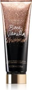 Victoria's Secret Victoria's Secret Bare Vanilla Shimmer mleczko do ciała z brokatem dla kobiet 236 ml