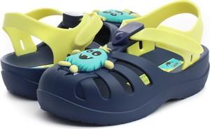 Niebieskie buty dziecięce letnie Ipanema