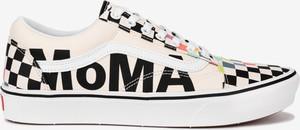Vans Vans x MoMA ComfyCush Old Skool Tenisówki Biały