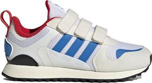 Buty sportowe dziecięce Adidas dla chłopców na rzepy