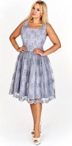 16a3d4a5cf sukienki wieczorowe 46 rozmiar - stylowo i modnie z Allani