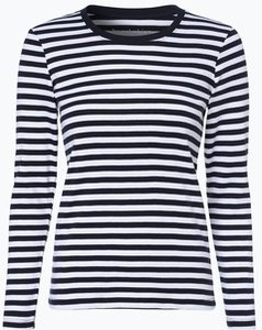 Bluzka brookshire z długim rękawem w stylu casual