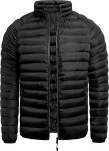 Czarna kurtka Risardi w stylu casual