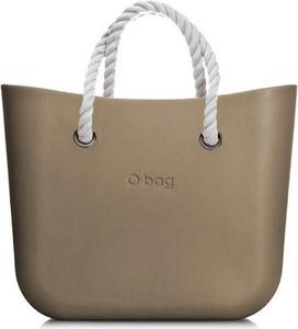 Brązowa torebka O Bag duża