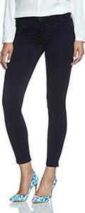Czarne jeansy amazon.de w młodzieżowym stylu