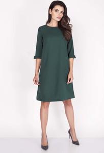 Zielona sukienka Nommo mini