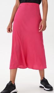 Różowa spódnica House midi